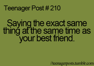 Teenager Post 210