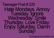 Teenager Post 220