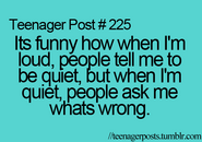 Teenager Post 225