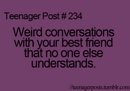 Teenager Post 234