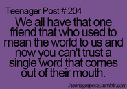 Teenager Post 204