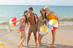 Teen Beach Movie promotional 1