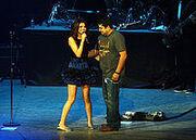 200px-Selena Gomez & Father
