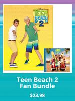 Teen Beach 2 Fan Bundle