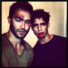 Scott et Derek mal en point?