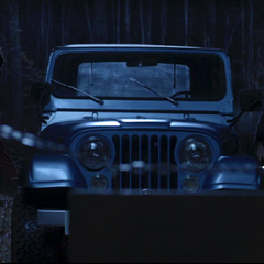 Teen Wolf Season 1 Episode 1 Stiles' Jeep first appearance