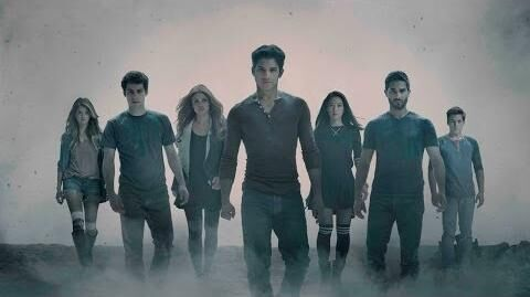 Teen Wolf at New York Comic Con 2015 MTV