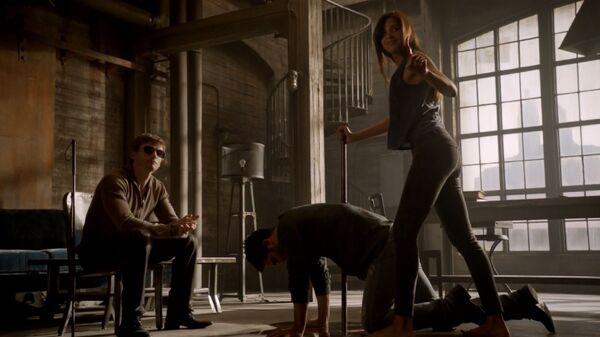 Teen Wolf Season 3 Episode 4 Unleashed Gideon Emery Tyler Hoechlin Felisha Terrell Deucalion Derek Kali Loft