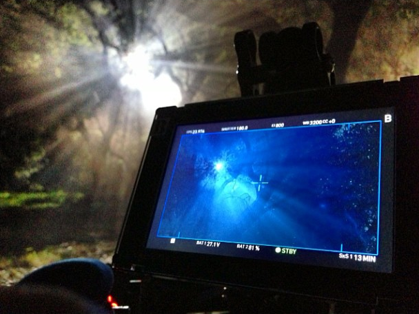 File:Teen Wolf Season 3 Behind the Scenes Night Shoot Griffith Park Camera.png