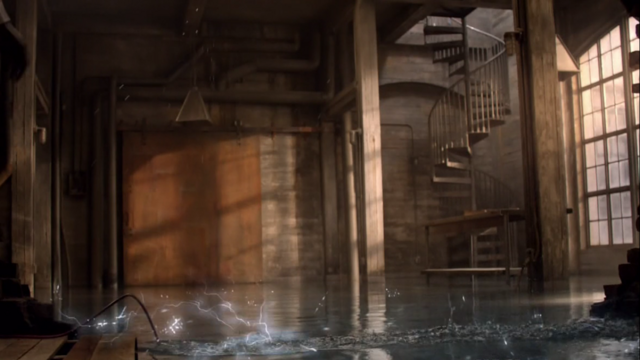 File:Teen Wolf Season 3 Episode 7 Currents Derek's Loft wet and electrified.png