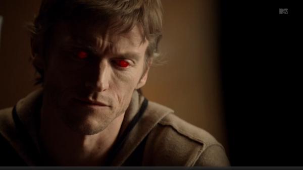 Teen Wolf Season 3 Episode 4 Unleashed Gideon Emery Deucalion Eyes