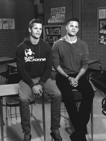 File:Teen Wolf Season 3 Behind the Scenes Charlie Carver Max Carver Interviews.png