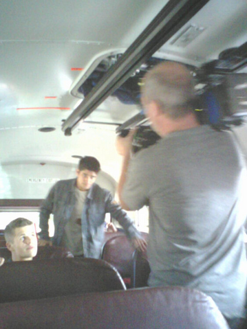 File:Teen Wolf Wikia Season 3 Behind the Scenes On the Bus 2.png