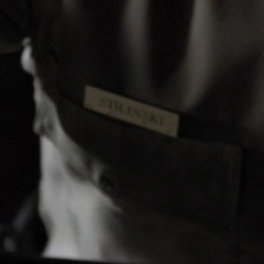 Sheriff Stilinski's name tag