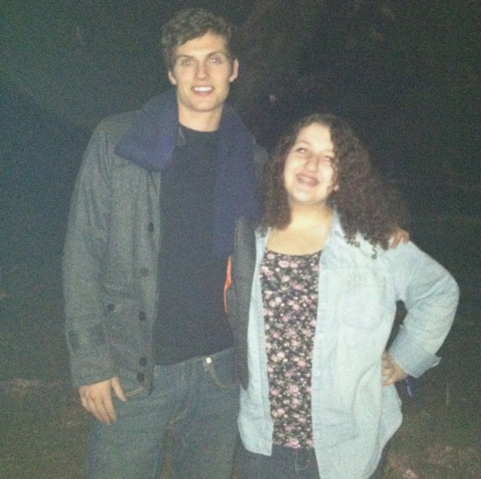 File:Teen Wolf Season 3 Behind the Scenes brookesmallson and Daniel Sharman.png