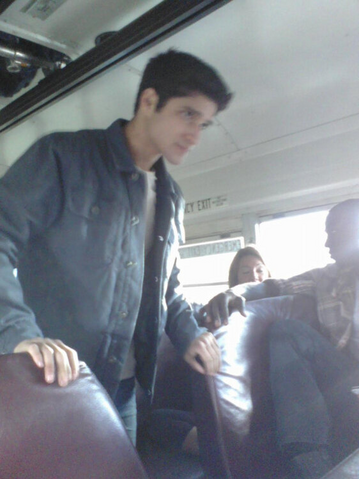 File:Teen Wolf Wikia Season 3 Behind the Scenes On the Bus 1.png