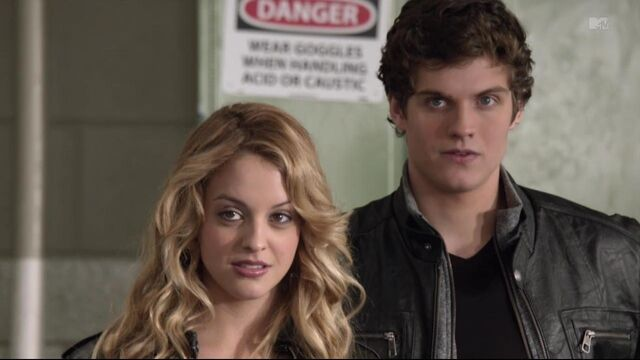 File:Erica & Isaac looking at Scott & Stiles.jpg