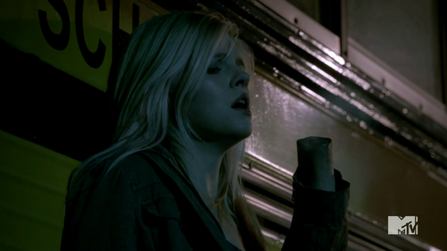 Teen Wolf Season 4 Episode 5 IED Carrie stump