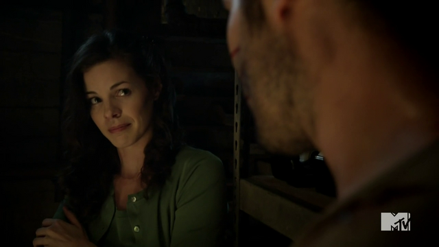 File:Teen Wolf Season 3 Episode 3 Fireflies Haley Webb Ms. Blake meets Derek.png