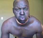 African american gentleman