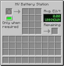 MVstation GUI