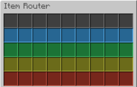 Item Router Interface