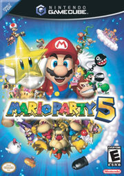 Mario Party 5 Box Art