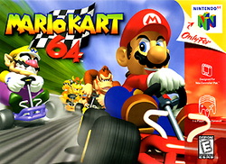 250px-Mario Kart 64box