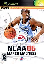 150px-NCAA March Madness 06 Coverart