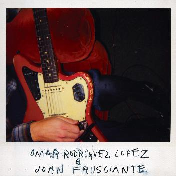 Omar Rodriguez Lopes and John Frusciante