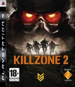 Killzone2 Box Art