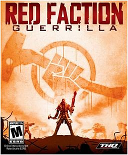 256px-Red Faction Guerrilla Cover