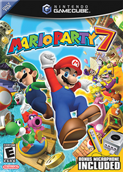 Mario Party 7 Coverart