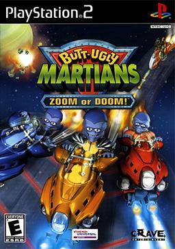 Butt-Ugly Martians - Zoom or Doom Coverart