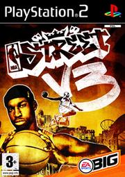 NBA Street V3 Coverart