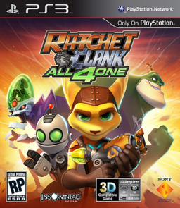 256px-Ratchet and Clank All 4 One