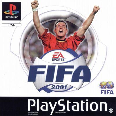 Fifa 2001 Pal