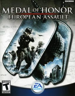 Medal of Honor - European Assault Coverart