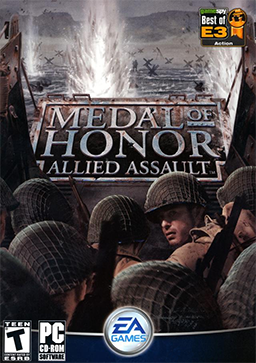 Medal of Honor - Allied Assault Coverart