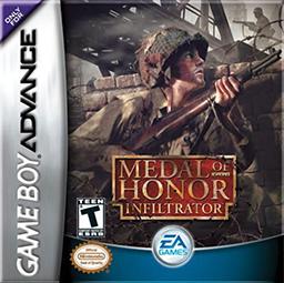 Medal of Honor - Infiltrator Coverart