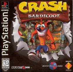 250px-Crash Bandicoot Cover