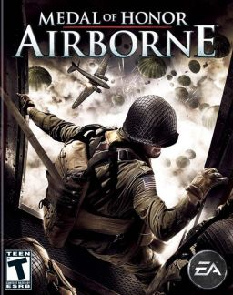 MoH Airborne cover PC DVD