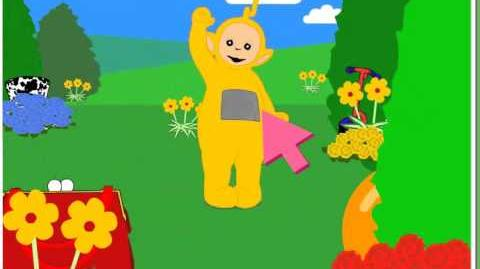 Teletubbies Find The Favourite Things Gameplay