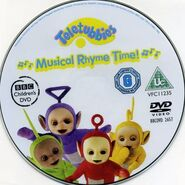 Musical Rhyme time Disc