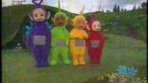 Teletubbies- Funny Walks (UK Version)