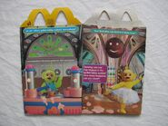 Dipsy and laa boxes
