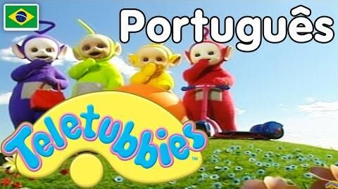 Teletubbies em Português Brasil Josie's Panelas