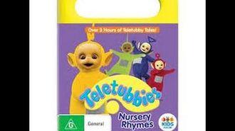 Teletubbies - Nursery Rhymes (2015 Australian DVD)