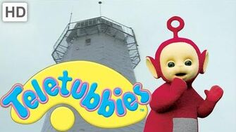Teletubbies Lighthouse - HD Video
