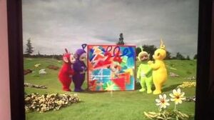 Teletubbies Advent Calendar No 24